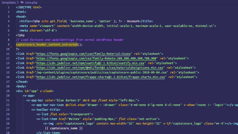 Learning Vue.js as a WordPress Developer Part 5 – Decoupled Page Template